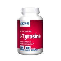 L-Tyrozyna 500 mg (100 kaps.) Jarrow Formulas