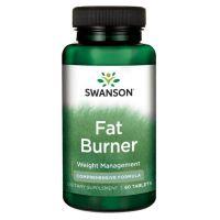 Fat Burner - Kompleks wspierający odchudzanie (60 tabl.) Swanson