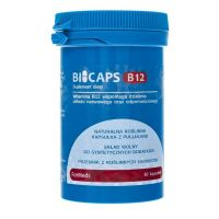 Bicaps B12 - Witamina B12 (60 kaps.) ForMeds