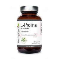 L-Prolina Aminokwas (60 kaps.) KenayAG