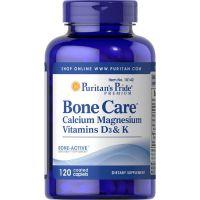 Bone Care - Wsparcie kości (120 tabl.) Puritan's Pride