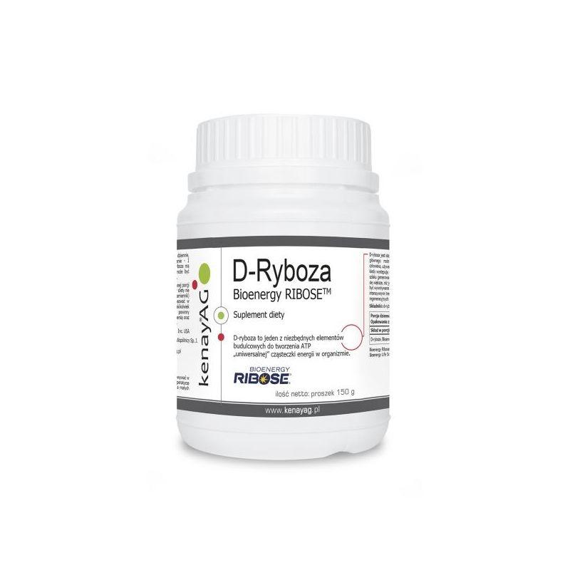 D-Ryboza Bioenergy RIBOSE (150 g) KenayAG