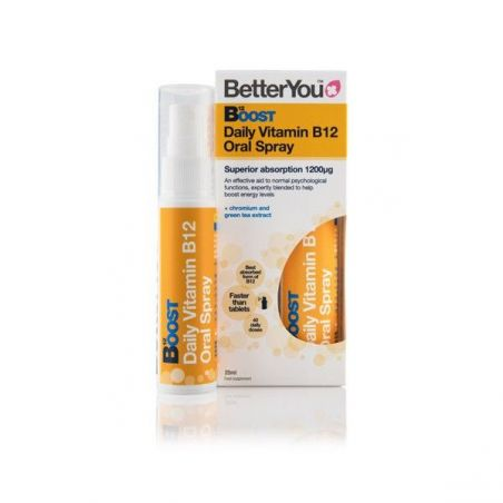 Boost Witamina B12 w sprayu (25 ml) BetterYou