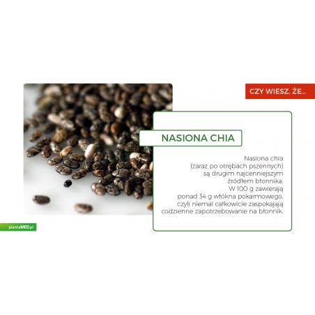BIO Nasiona Chia (250 g) Holistic