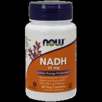 D-Ryboza 200 mg i NADH (aktywator Kreatyny) 10 mg (60 kaps.) NOW Foods