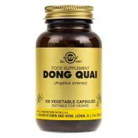 Dong Quai - Dzięgiel Chiński (100 kaps.) Solgar