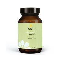 BIO Rose Hips - Dzika Róża 620 mg (60 kaps.) Fushi