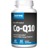 Ubichinon Kaneka Q10 - Koenzym Q10 60 mg (60 kaps.) Jarrow Formulas