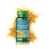 Kurkuminoidy 93% - standaryzowany ekstrakt z Kurkumy (30 kaps.) Puritan's Pride