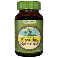Hawaiian Spirulina - Spirulina hawajska Pacifica 500 mg (200 tabl.) Cyanotech