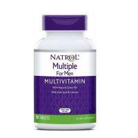 Multiple For Men - Multiwitamina i Składniki Mineralne dla Mężczyzn (90 tabl.) Natrol
