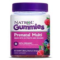 Mieszanka 26 Owoców i Warzyw - Prenatal Multi Gummies (90 żelków) Natrol