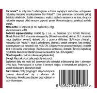 Harmonia - Kompleks adaptogenów (60 kaps.) Yango