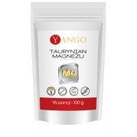 Taurynian Magnezu - Magnez z Taurynianu (100 g) Yango