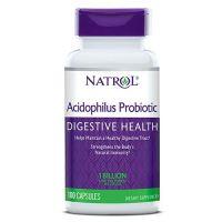 Probiotyk Lactobacillus Acidophilus La-14 100 mg (100 kaps.) Natrol