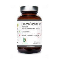 BroccoRaphanin - Aktywny ekstrakt z Nasion Brokułów 250 mg (60 kaps.) Kenay