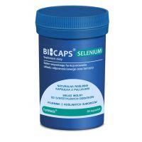 Bicaps Selenium - Selen (L-Selenometionina) i Inulina (60 kaps.) ForMeds
