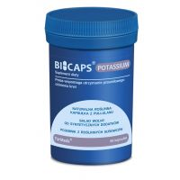 Bicaps Potassium - Potas 360 mg (60 kaps.) ForMeds