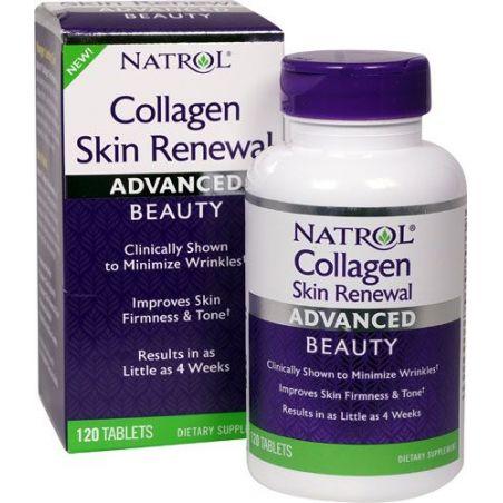 Collagen Skin Renewal (120 tabl.) Natrol