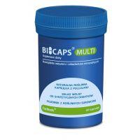 Bicaps Multi - Kompleks 13 Witamin i 7 Minerałów (60 kaps.) ForMeds