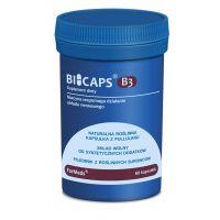 Bicaps B3 - Niacyna 500 mg Witamina B3 (60 kaps.) ForMeds