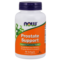 Prostate Support - Wsparcie Prostaty (90 kaps.) NOW Foods