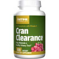 Cran Clearance - Żurawina 25:1 i Witamina C (100 kaps.) Jarrow Formulas