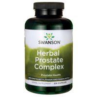 Herbal Prostate Complex - Kompleks na Prostatę (200 kaps.) Swanson