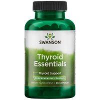 Thyroid Essentials - Wsparcie Tarczycy (90 kaps.) Swanson