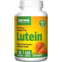 Luteina 20 mg i Zeaksantyna 4 mg (120 kaps.) Jarrow Formulas